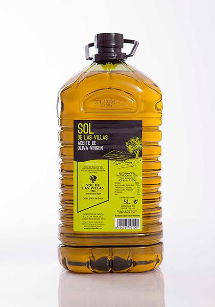 «SOL» 5 litros | PET